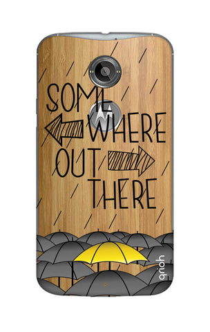 Somewhere Out There Motorola Moto X2 Cases & Covers Online