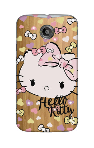 Bling Kitty Motorola Moto X2 Cases & Covers Online