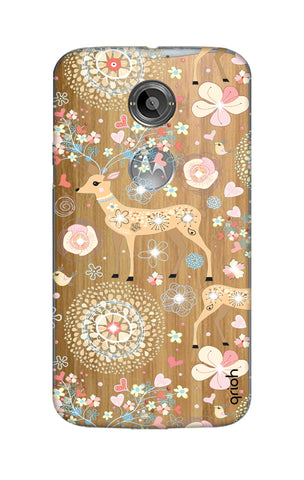 Bling Deer Motorola Moto X2 Cases & Covers Online