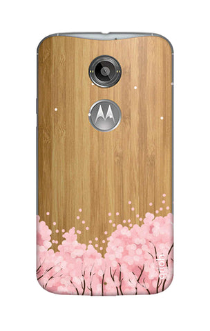 Cherry Blossom Motorola Moto X2 Cases & Covers Online