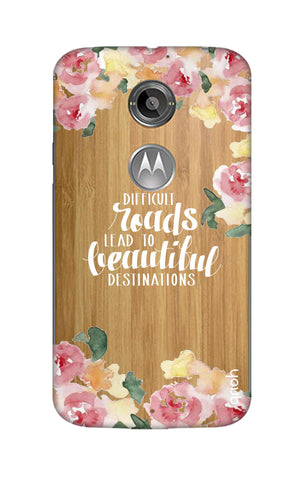 Beautiful Destinations Motorola Moto X2 Cases & Covers Online
