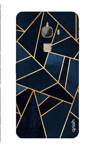 Abstract Navy LeTV Le Max Cases & Covers Online