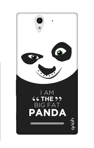 Big Fat Panda Sony C3 Cases & Covers Online
