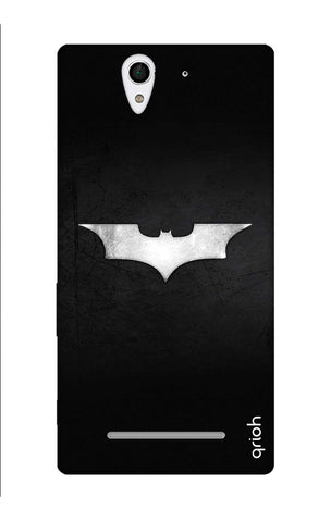 Grunge Dark Knight Sony C3 Cases & Covers Online
