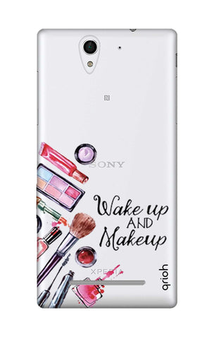 Make Up Blush Sony C3 Cases & Covers Online