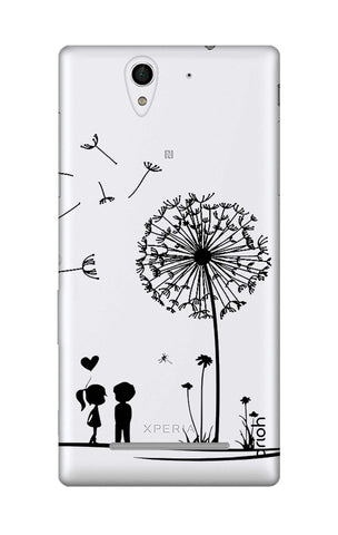 Lover 3D Sony C3 Cases & Covers Online
