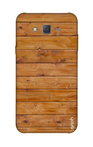 Natural Wood Samsung J5 Cases & Covers Online