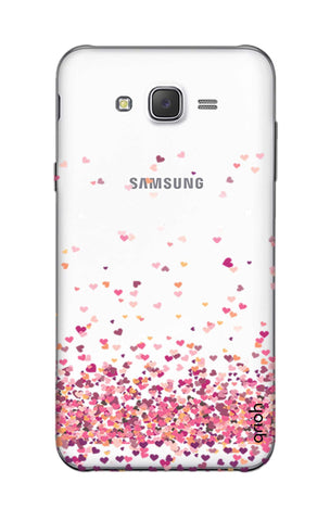 Cluster Of Hearts Samsung J5 Cases & Covers Online