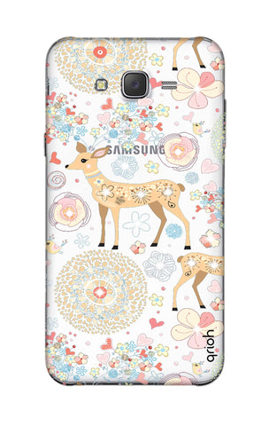 Bling Deer Samsung J5 Cases & Covers Online