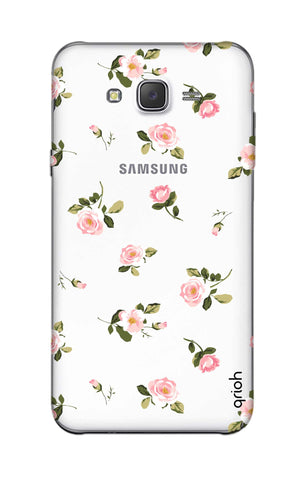 Pink Rose All Over Samsung J5 Cases & Covers Online