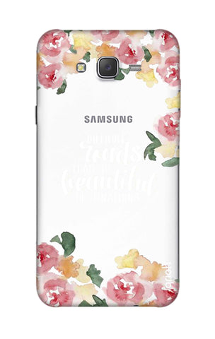 Beautiful Destinations Samsung J5 Cases & Covers Online