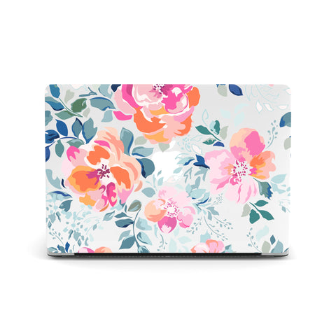 Pastel Floral Macbook Covers