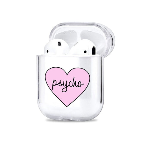 Psycho Airpods Cover - Flat 35% Off On Airpods Covers