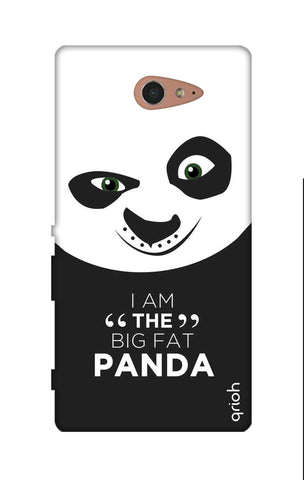 Big Fat Panda Sony M2 Cases & Covers Online