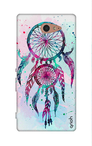 Dreamcatcher Feather Sony M2 Cases & Covers Online