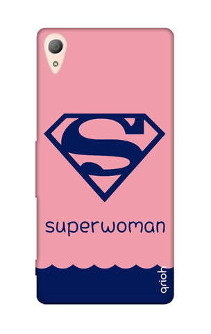 Be a Superwoman Sony M4 Cases & Covers Online