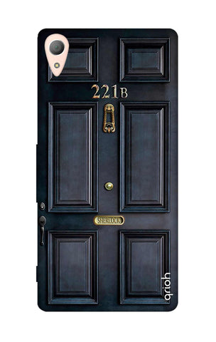 Baker Street Door Sony M4 Cases & Covers Online