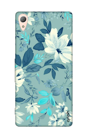 White Lillies Sony M4 Cases & Covers Online