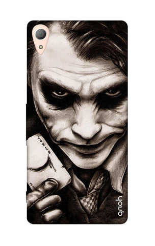 Why So Serious Sony M4 Cases & Covers Online