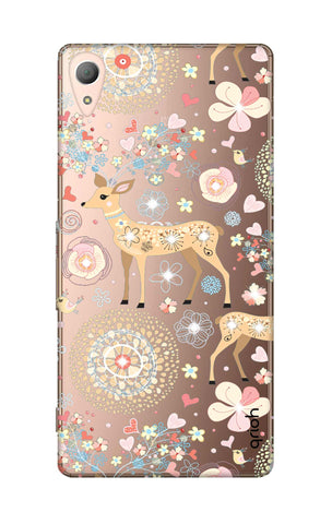 Bling Deer Sony M4 Cases & Covers Online