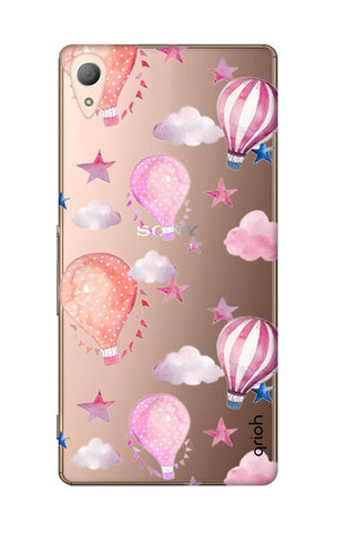 Flying Balloons Sony M4 Cases & Covers Online