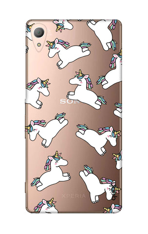 Jumping Unicorns Sony M4 Cases & Covers Online