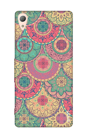 Colorful Mandala Sony Z3 Cases & Covers Online