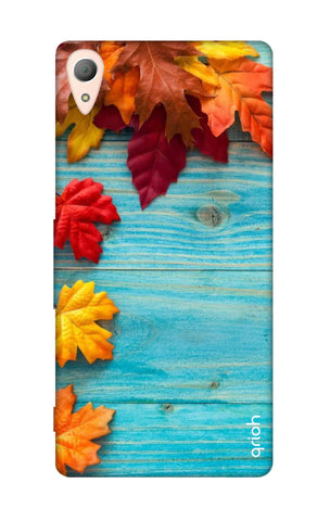 Fall Into Autumn Sony Z3 Cases & Covers Online