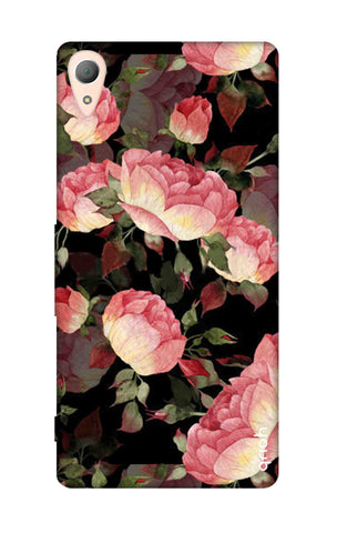 Watercolor Roses Sony Z3 Cases & Covers Online