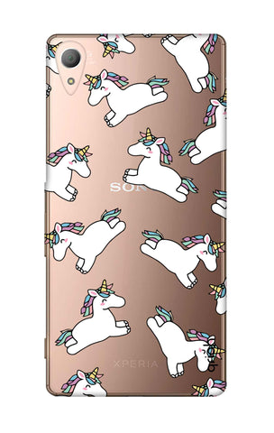 Jumping Unicorns Sony Z3 Cases & Covers Online