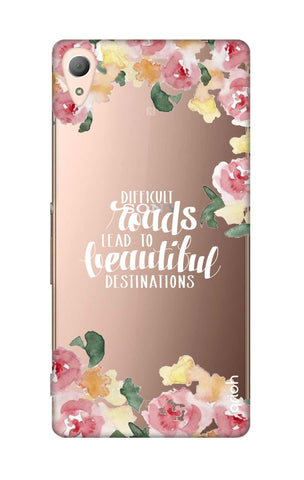 Beautiful Destinations Sony Z4 Cases & Covers Online