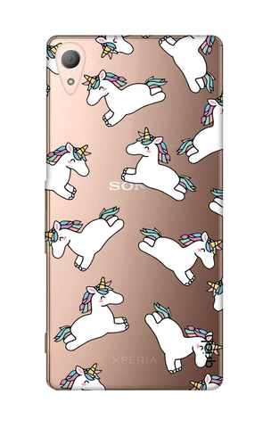 Jumping Unicorns Sony Z4 Cases & Covers Online