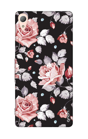 Shabby Chic Floral Sony Z5 Cases & Covers Online