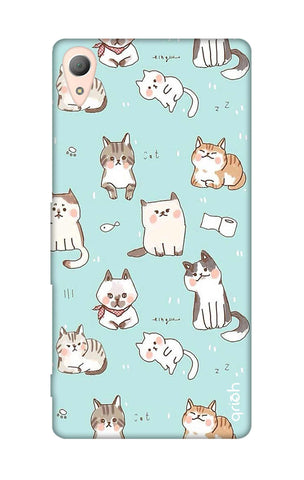 Cat Kingdom Sony Z5 Cases & Covers Online