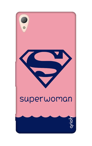 Be a Superwoman Sony Z5 Cases & Covers Online