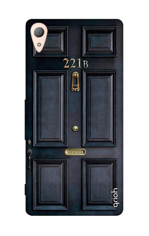 Baker Street Door Sony Z5 Cases & Covers Online