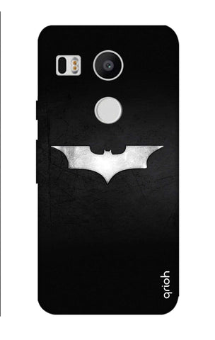 Grunge Dark Knight Nexus 5X Cases & Covers Online