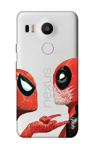 Sup Deadpool Nexus 5X Cases & Covers Online