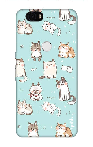 Cat Kingdom Nexus 6P Cases & Covers Online