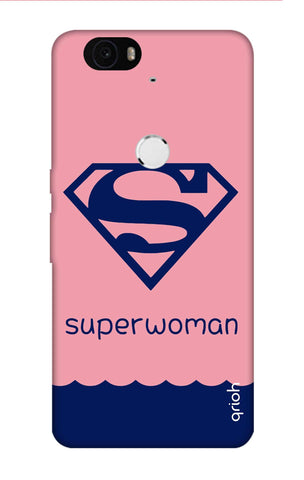 Be a Superwoman Nexus 6P Cases & Covers Online