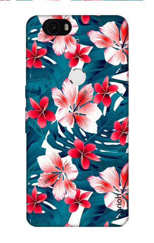 Floral Jungle Nexus 6P Cases & Covers Online