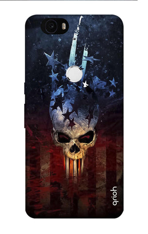 Star Skull Nexus 6P Cases & Covers Online