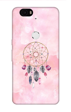 Pink Dreamcatcher Nexus 6P Cases & Covers Online