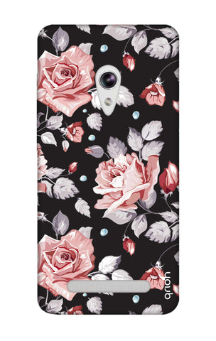 Shabby Chic Floral Asus Zenfone 5 Cases & Covers Online