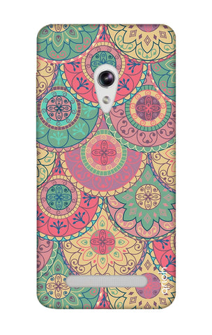 Colorful Mandala Asus Zenfone 5 Cases & Covers Online