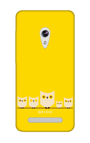 Owl Family Asus Zenfone 5 Cases & Covers Online