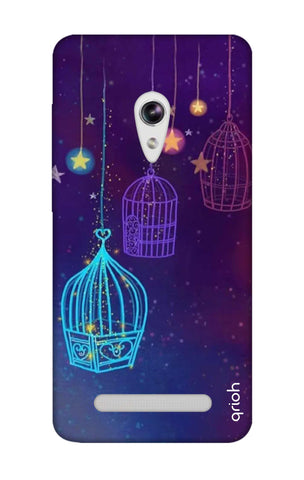 Cage In The Dark Asus Zenfone 5 Cases & Covers Online