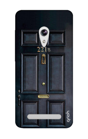 Baker Street Door Asus Zenfone 5 Cases & Covers Online