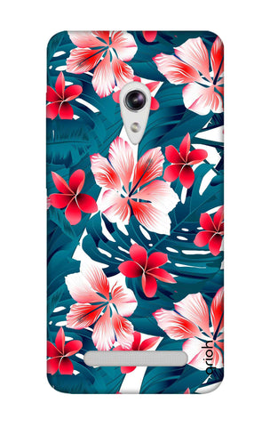 Floral Jungle Asus Zenfone 5 Cases & Covers Online