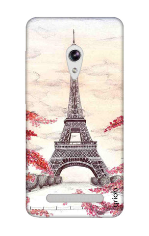 Eiffel Art Asus Zenfone 5 Cases & Covers Online